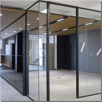 گاما – پارتیشن دو جداره آلومینیوم و شیشه