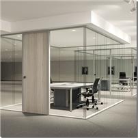 لاندا ۲ – پارتیشن دو جداره آلومینیوم و شیشه